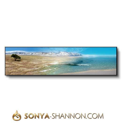 Prairie Ocean Plaque