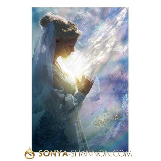 Prayer Therapy Print