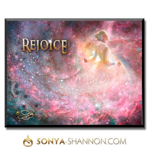 Rejoice Soul Sign
