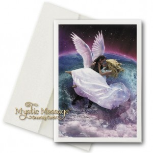 Cross the Difficult Ocean Greeting Card