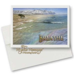 Prairie Ocean Greeting Card