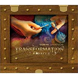 Transformation Oracle Card Deck Set by Sonya Shannon